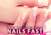 How to make nails grow fast