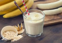 Oatmeal banana smoothie recipes