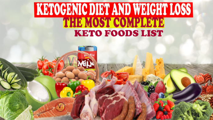 Ketogenic diet and weight loss