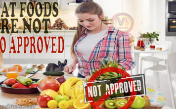 What foods are not keto appoved original